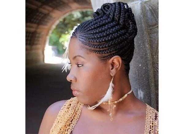 Ghanaian Curls