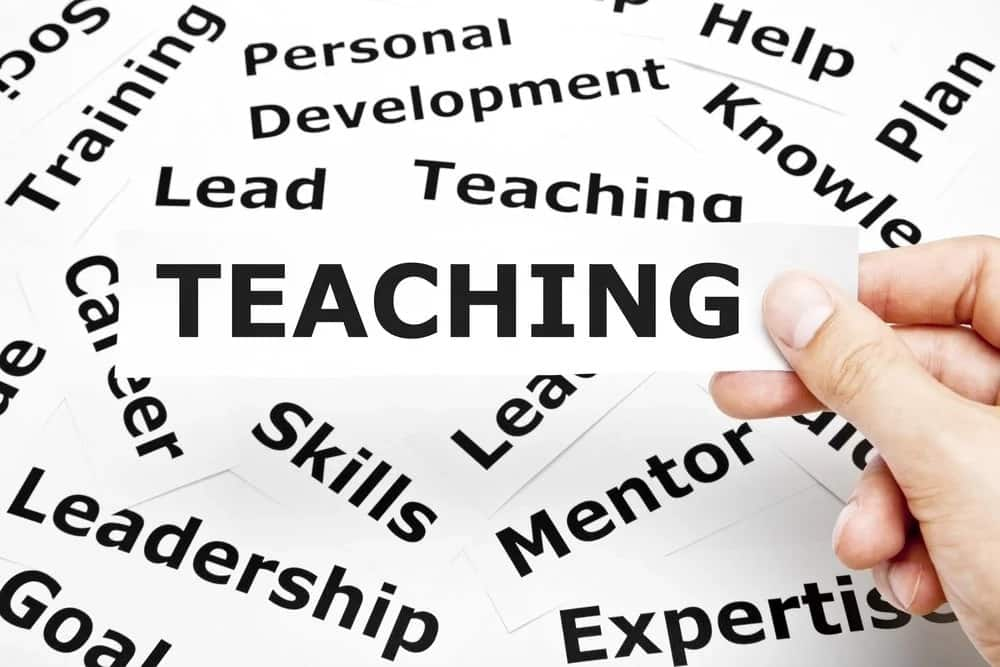 What is teaching profession all about