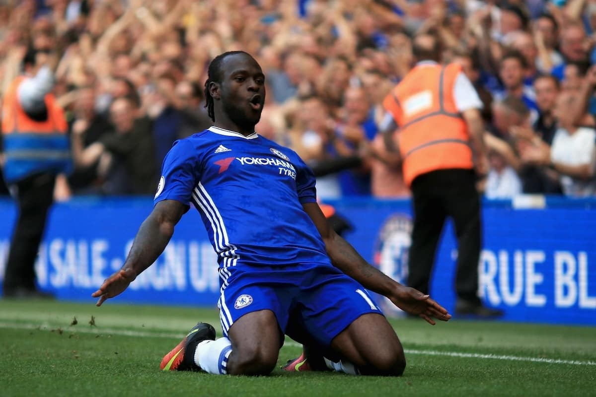 Victor Moses salary in 2018