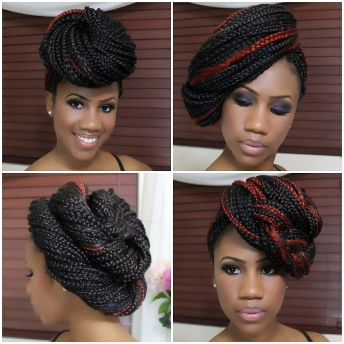 How To Pack Braids In Different Hairstyles Legit Ng