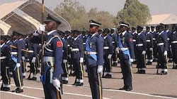 Breaking: Nigerian Air Force releases list of successful applicants for short service (see names)