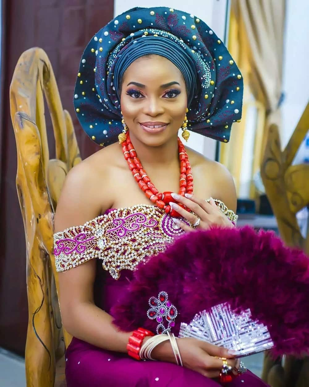 Types of Igbo dressing for women