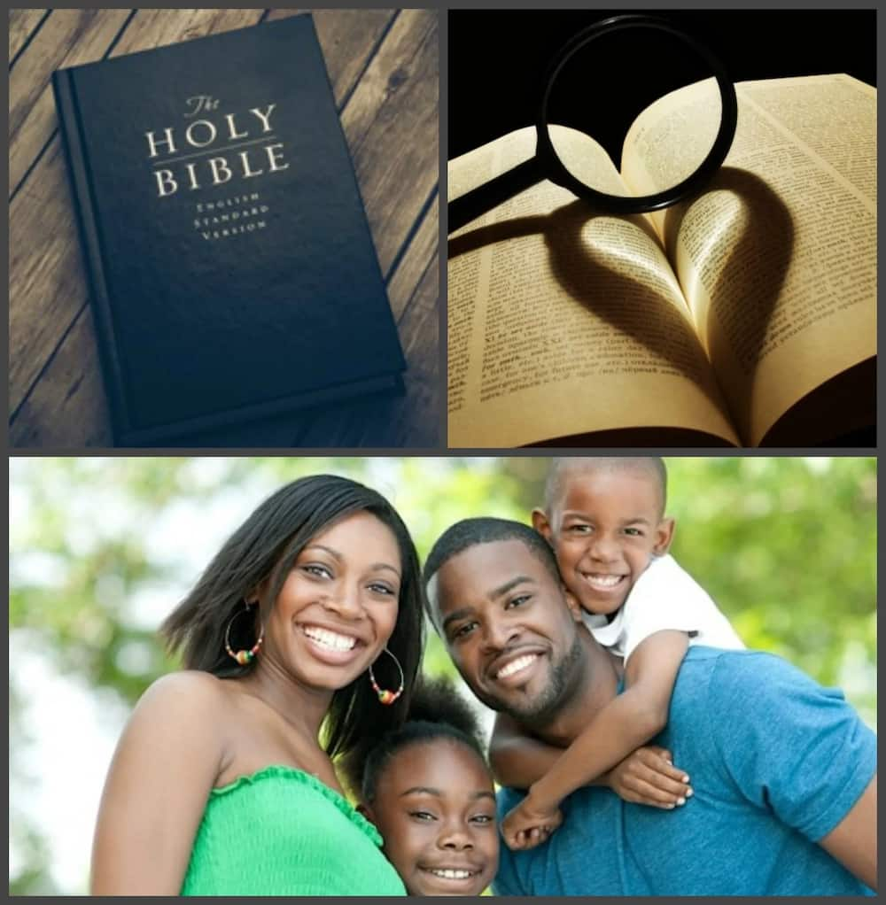 Prayer points for family with Bible verses ▷ Legit ng