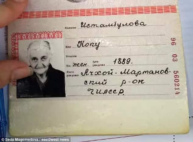 World's oldest woman who is 128-years-old discovered in Russia