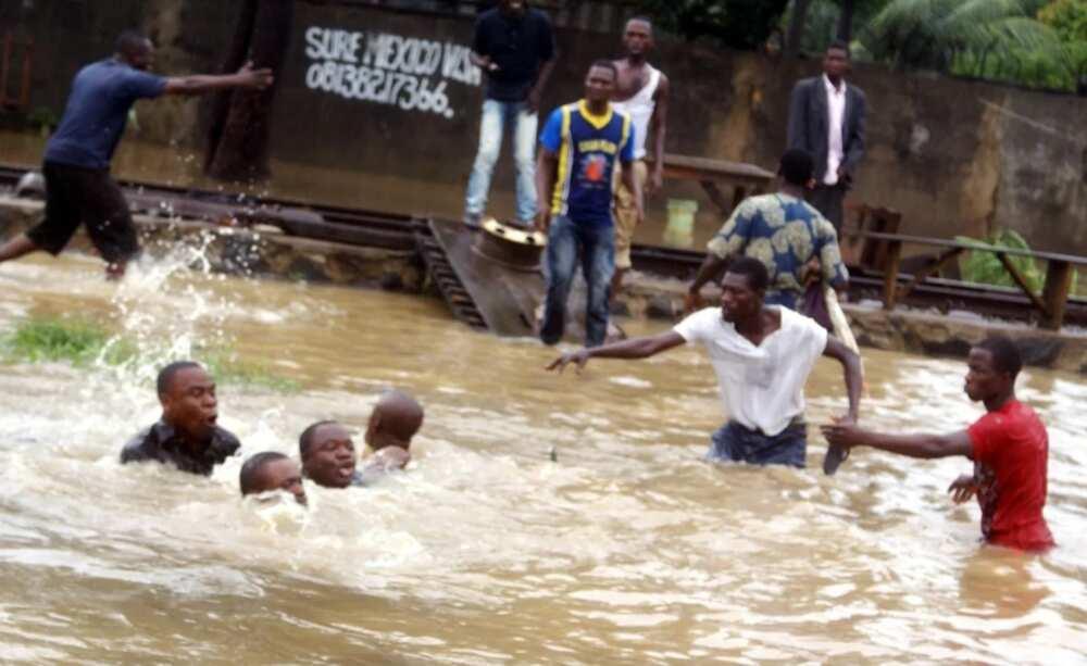 Ambaliyar ruwan sama ta tafi da mutane 30 a Abuja