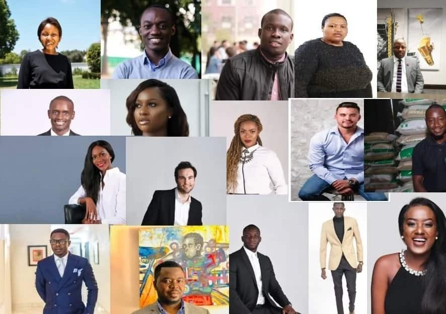 young nigerian millionaires