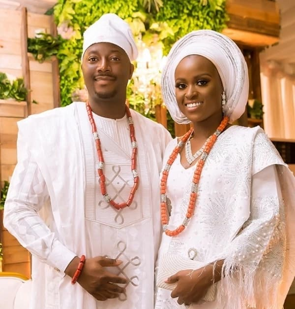 Folake & Ademola traditional wedding