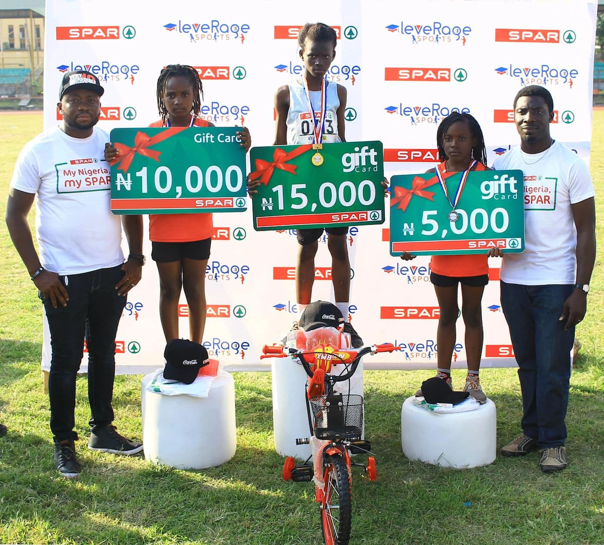 SPAR rewards young athletes at 2018 Sprintstar Tourney in partnership with Leverage Sports