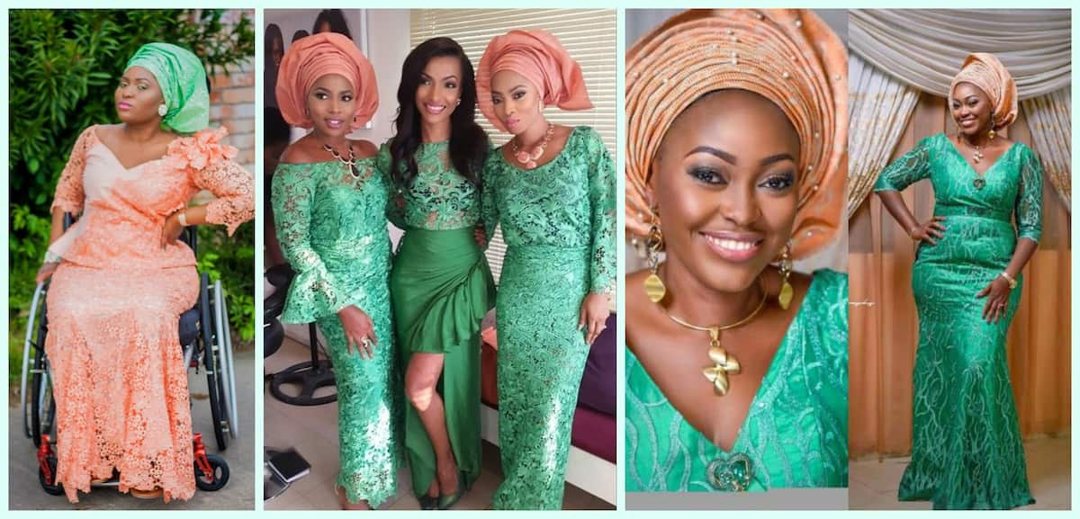 Best Colour Combination For Nigerian Wedding In 2018 Legit.ng