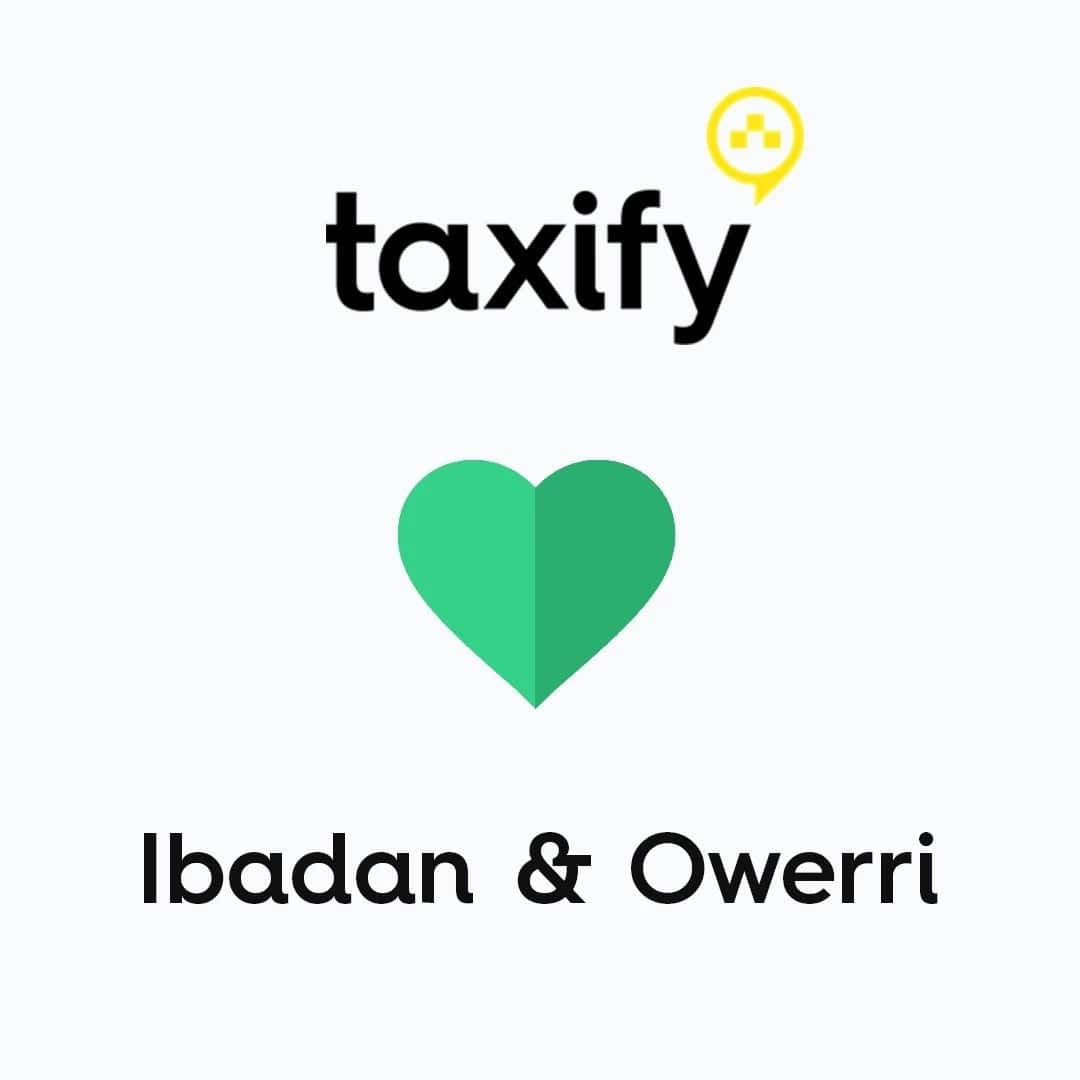 Taxify just launched in Ibadan and Owerri and is offering 20% off all rides