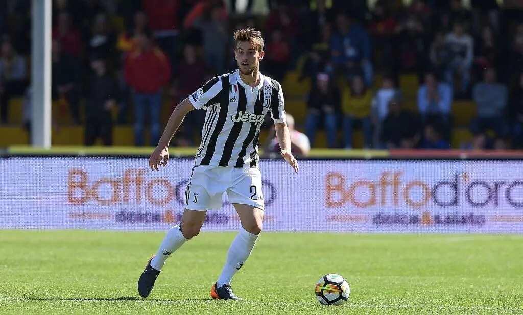 Chelsea agree £40m deal for Juventus defender Daniele Rugani