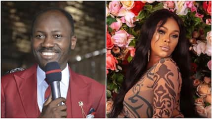 Apostle Johnson Suleman is like a father to me - Daniella Okeke speaks about her relationship with the pastor