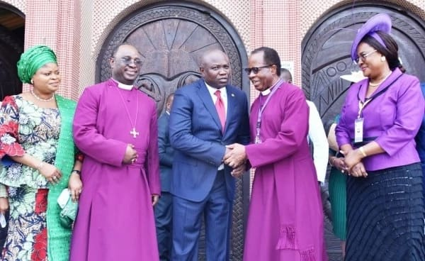 Governor Ambode's 2019 re-election a done deal- Anglican bishop Ademowo gives reasons