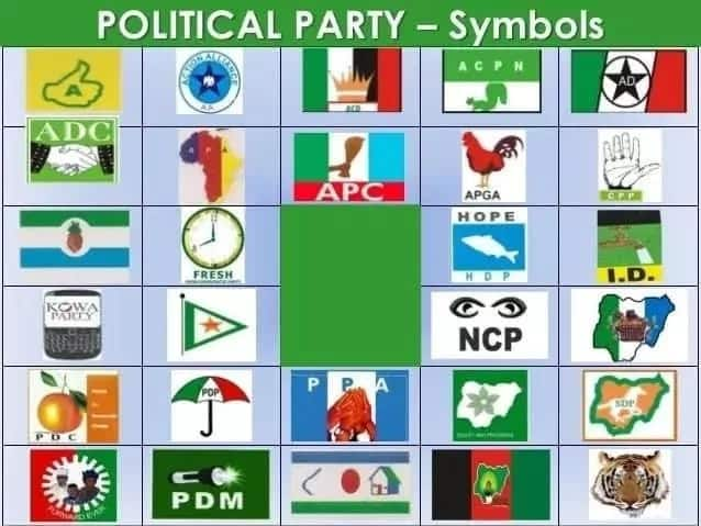 list of political parties in nigeria 2018