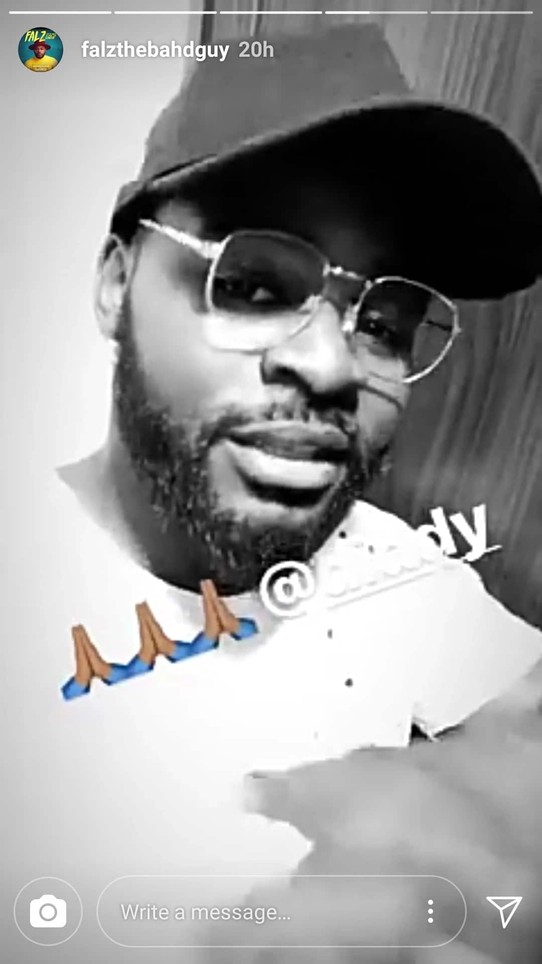 American music mogul Diddy hails Falz over his This Is Nigeria video
