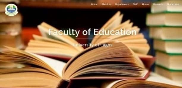 University of Lagos Faculty of Education