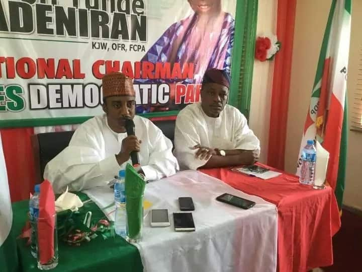 Campaign group calls for transparency ahead of PDP's national convention
