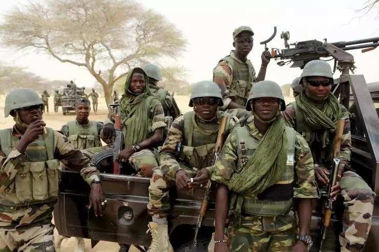 Sojin Najeriya sun sayo sabbin makamai don yakar Boko Haram