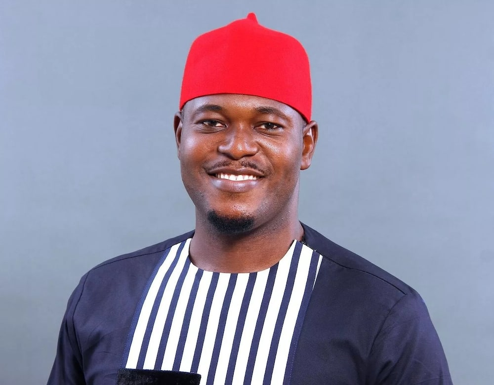 Types of Igbo dressing Red Cap