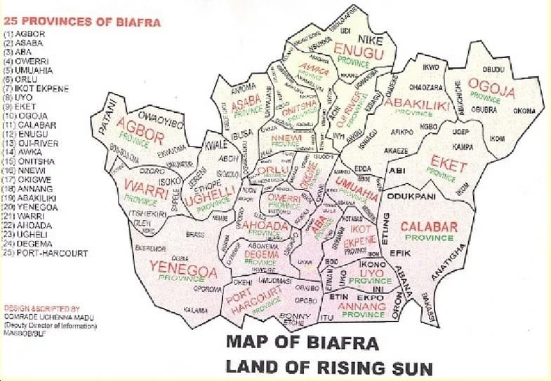 10 Things You Should Know About Biafra And The Biafran War
