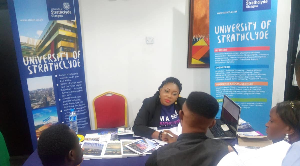 FCMB's study abroad exhibition arrives Lagos state on July 27 - 28, 2018