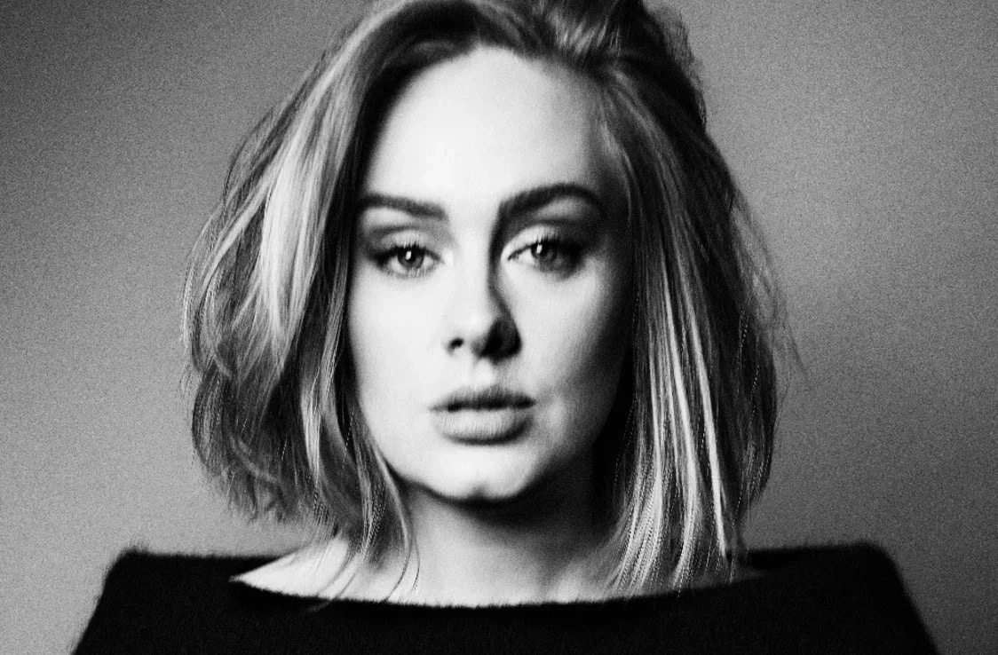 the Great Britain's singer, Adele