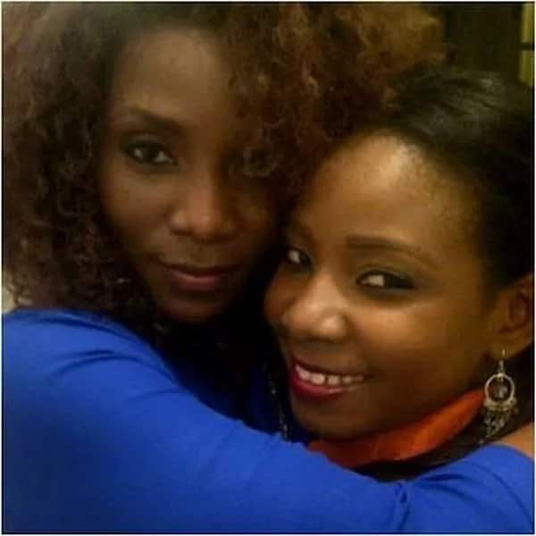 Genevieve Nnaji and daughter latest pictures