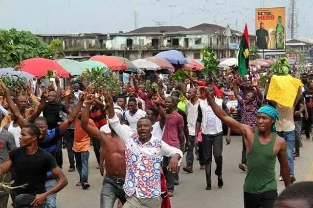 Why Delta, Idomas and other minorities should join the Biafra struggle