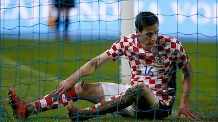 Croatian football star refuses to accept 2018 World Cup silver medal