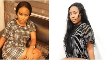 Nigerian actress explains why Igbo men are better at taking care of women than men from other tribes (Screenshots)