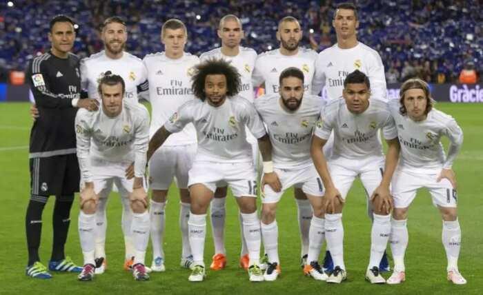 Kocin Real-Madrid na neman wani dan wasan Kasar Faransa