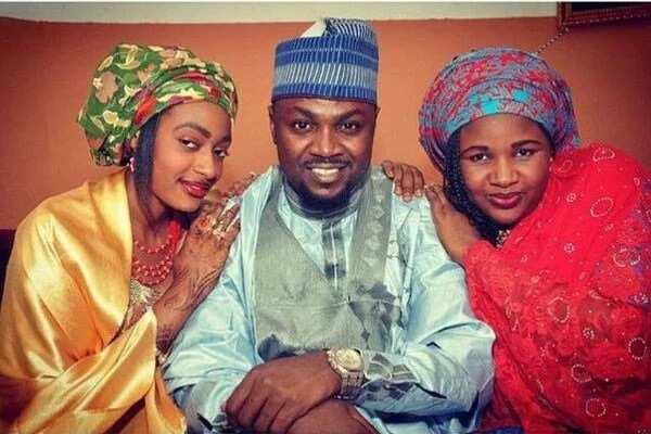Adam A Zango family