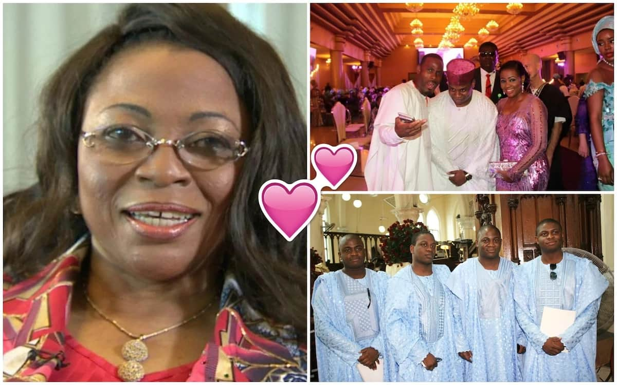 Folorunsho Alakija sons: what is happening in the wealthiest African family?