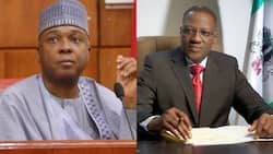 Bukola Saraki grieves, sends message to dare-devil robbers who raided banks and killed several residents