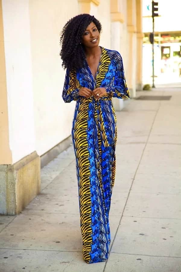 02343cc690a3c Ankara styles for breastfeeding mothers - beautiful and comfortable ...