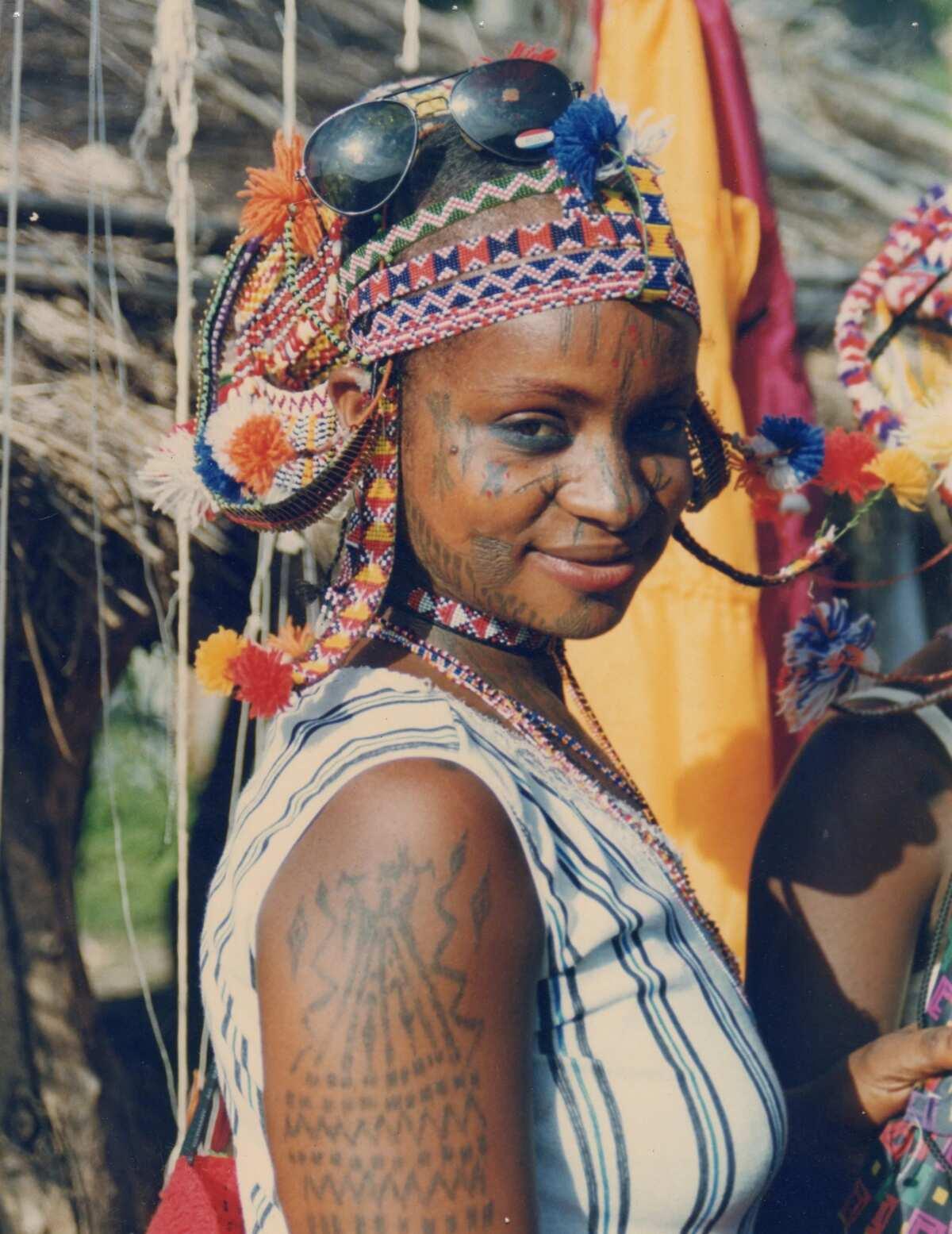 Fulani dressing