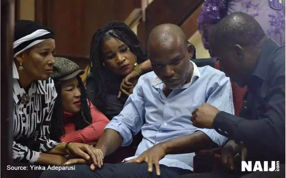 Nnamdi Kanu has no ties with MEND, Avengers - Lawyers