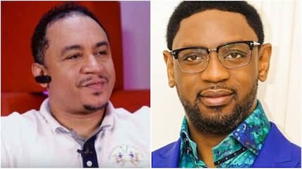 Controversial pastor asks for 5OOk seed from students, Daddy Freeze reacts