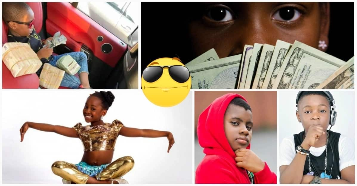 Top 10 Richest Kid in Nigeria in 2018 - 2019 ▷ Legit ng