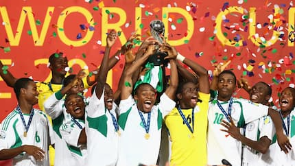 5 years after, where are the victorious 2013 Golden Eaglets' stars which paraded the likes of Iheanacho, Awoniyi?