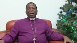 Anglican primate dismisses FG's looters list, tells PDP to confess its sins