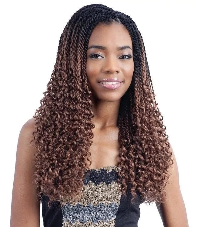 Crochet braids with expressions , Best designs ▷ Legit.ng