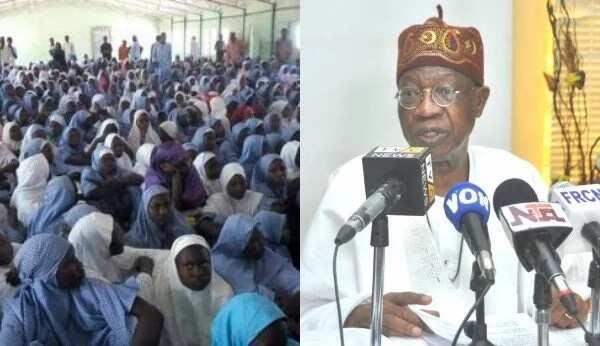 Boko Haram: Gwamnatin Tarayya ta karyata zargin UN game da Matan Dapchi