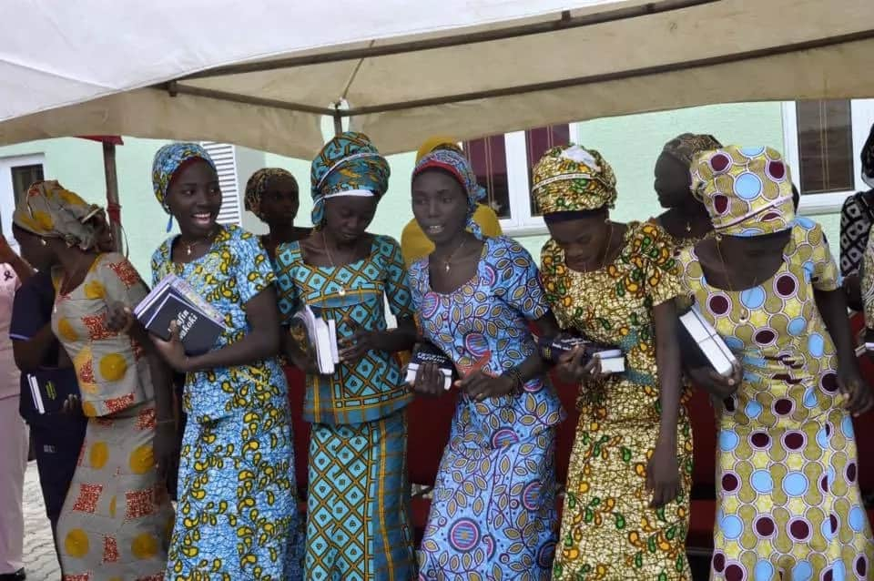 21 released Chibok girls were not assaulted by B/H – Report