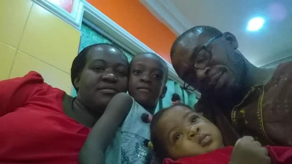Why I adopted daughter of woman who died of gunpowder - Ikay Ogbonna (photos)