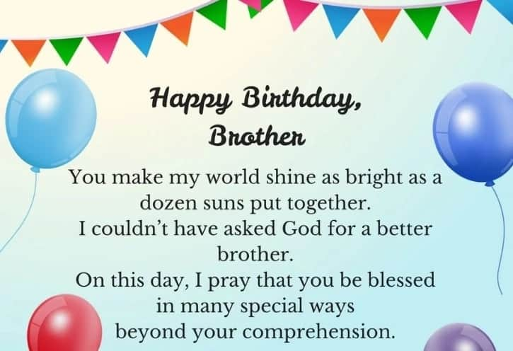 Fine Birthday Prayer For A Brother Legit Ng Funny Birthday Cards Online Alyptdamsfinfo