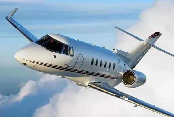 private jet nigeria