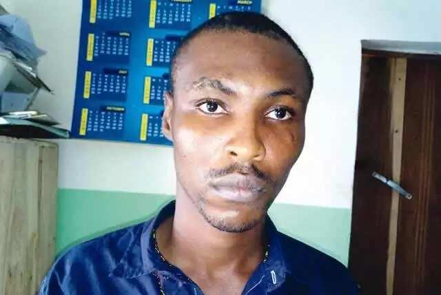 Chijioke Ogbonna Photo source: Punch
