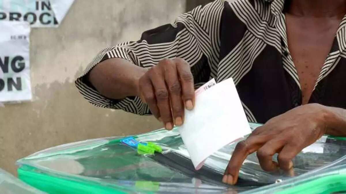 INEC PVC registration centres