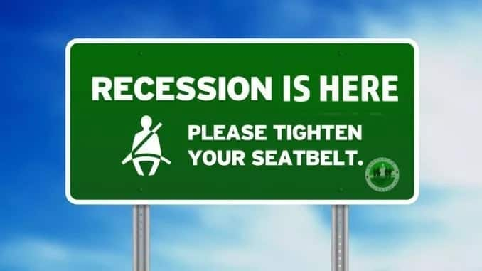There are lots of impacts of recession